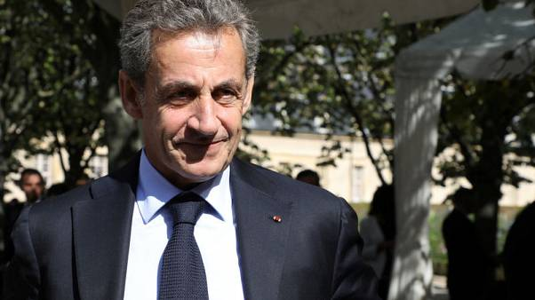 France's Sarkozy loses first appeal over corruption trial