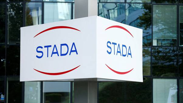 Stada, buyout funds in race for Bristol-Myers' French business - sources