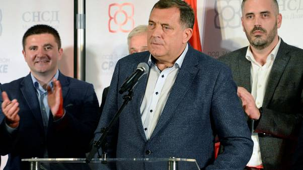 Nationalists win in Bosnia, including Serb who opposes 'impossible state'