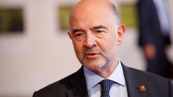 Moscovici,apprezzabile discorso di Fico