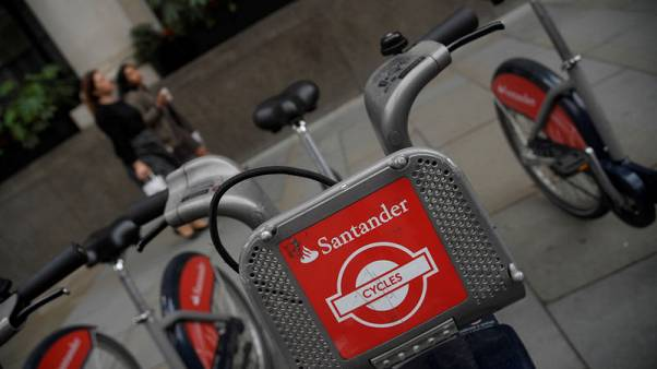 Santander UK says Susan Allen to head retail and business banking ops