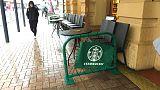 Starbucks taps Hyatt financial chief to be its new CFO