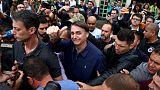 المرشح اليميني لرئاسة البرازيل يرفض تخفيف حدة خطابه بعد تصدر الجولة الأولى