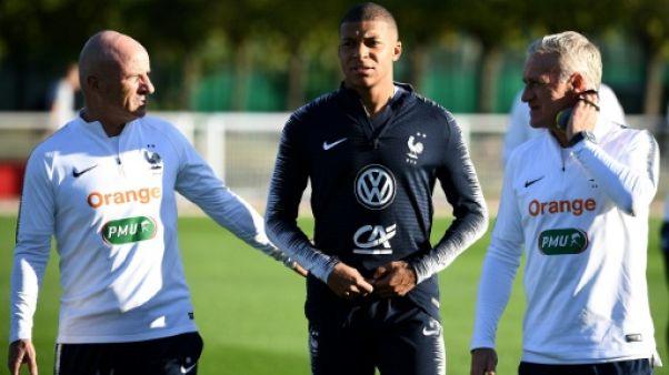 Kylian Mbappé de retour à Bondy le 17 octobre