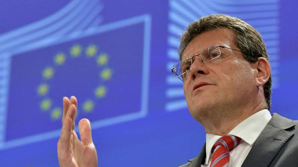 EU's Sefcovic warns fellow easterners on laws, EU funds