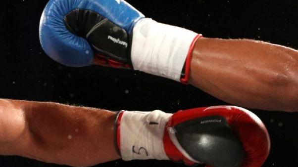 Boxe: le rival de Rakhimov, écarté de l'élection, saisit le TAS