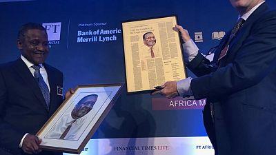 London: Dangote urges deepening of African economy through free trade