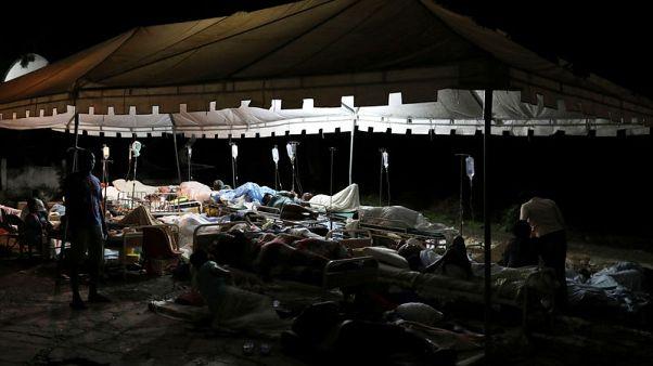 ارتفاع عدد ضحايا زلزال هايتي إلى 15 قتيلا و300 مصاب