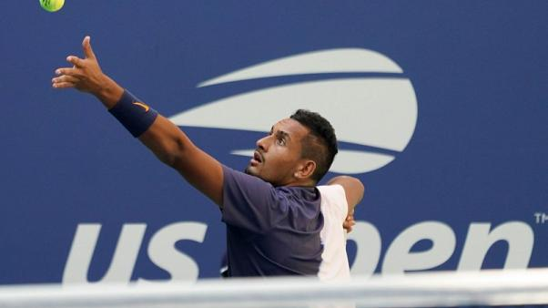 Kyrgios attracts more scrutiny from officials, says Woodbridge