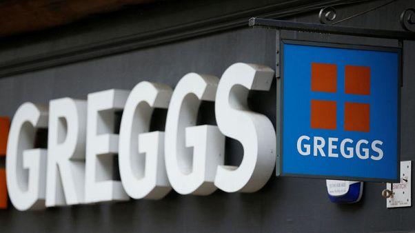 Sizzling summer boosts sales at UK baker Greggs