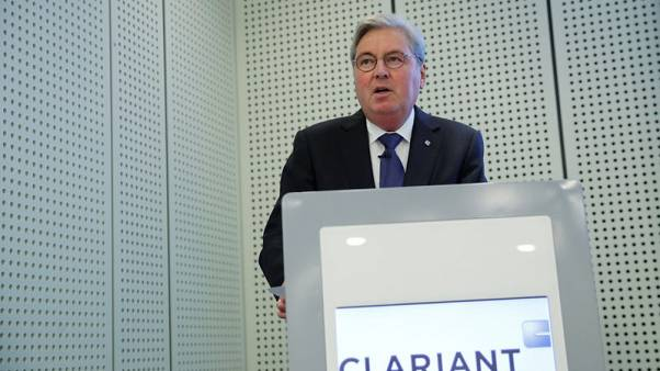 Clariant CEO expects to gain 1-2 billion Swiss francs from disposals - Tages-Anzeiger