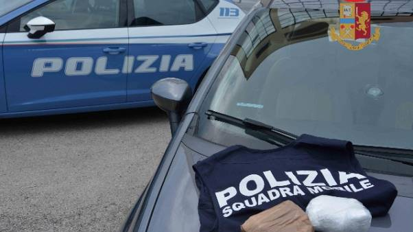 Droga: 9 arresti in operazione Ps Padova
