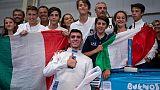 Olimpiadi giovanili: primo oro Italia