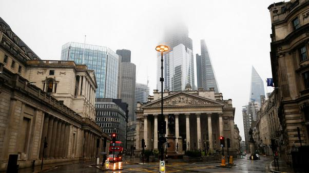 Bank of England tells EU to move now to avoid hard Brexit risks for financial services