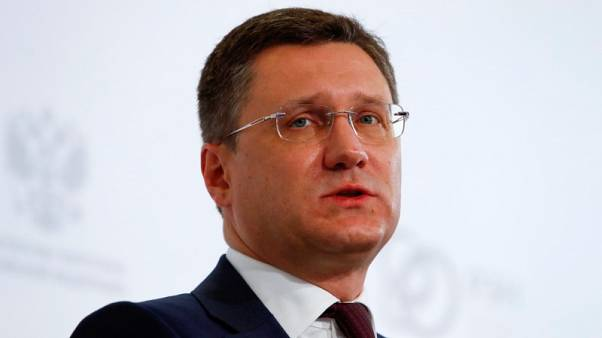 وزير الطاقة الروسي يقول التغريدات الأمريكية تربك السوق