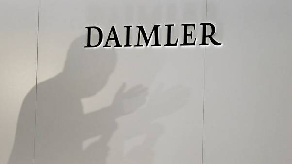 Daimler eyes joint venture with China's Geely - Bloomberg