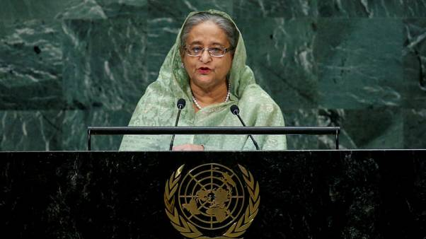 Bangladesh court to rule on 2004 blasts targeting PM Hasina