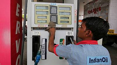 India likely to miss fiscal deficit target due to fuel excise duty cut - Moody's