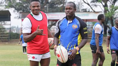 Rugby Africa Sevens 2018, Tunisia: Kenya Conducts Final Training Ahead of Departure to Tunisia