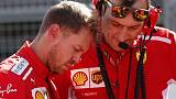 Hamilton defends Vettel after criticism of mistakes