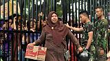 Indonésie: les équipes de sauveteurs étrangers dénoncent des entraves à leur action