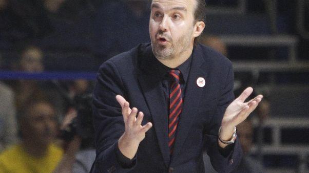 Basket: Pianigiani,Eurolega con coraggio