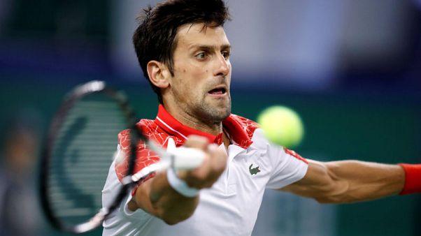 Djokovic makes winning return in Shanghai