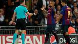 Vidal unhappy with lack of playing time at Barcelona