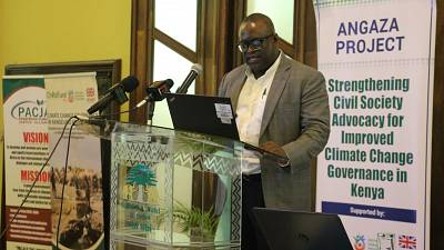Africa will not attain the Sustainable Development Goals (SDGs) or Agenda 2063 unless urgent climate actions are taken, says Economic Commission for Africa (ECA)'s Murombedzi