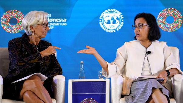 Host Indonesia hopes IMF-World Bank meetings will warn against protectionism