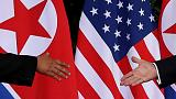 Trump says next summit with North Korea's Kim to come after November U.S. elections