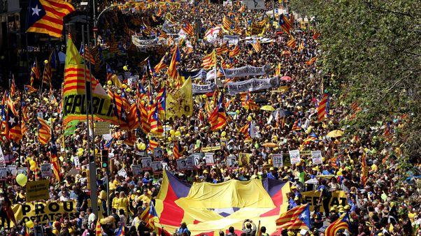 Cracks appear within Catalan coalition seeking split from Spain