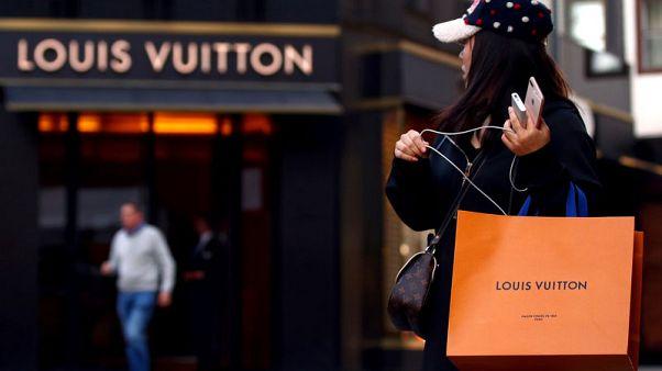 Vuitton parent LVMH posts solid Q3 sales amid China concerns