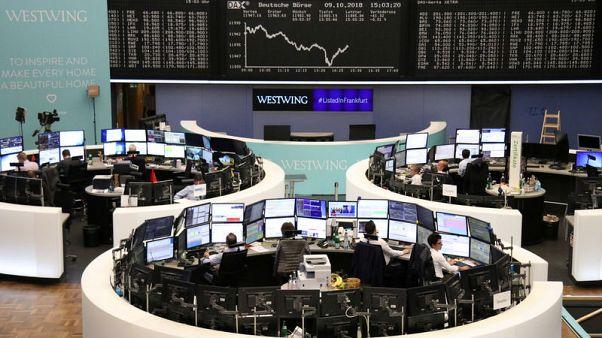 قطاع النفط وبورصة ميلانو يقودان الأسهم الأوروبية للانتعاش