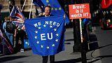 Britain sees Brexit progress, again calls on EU to 'meet us halfway'