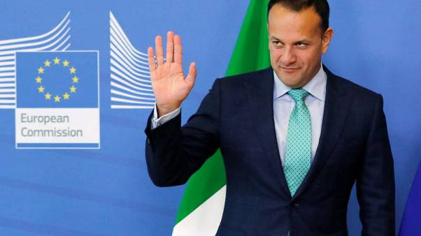 Irish PM wants to complete government talks this month