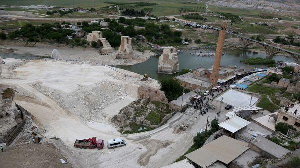 مخاوف من تشريد المئات بسبب سد لتوليد الكهرباء في تركيا