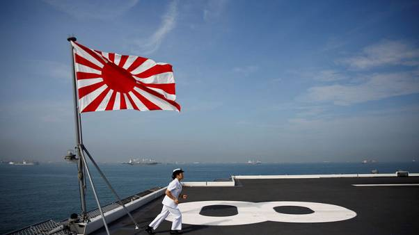 Japan's women sailors serve on frontline of gender equality