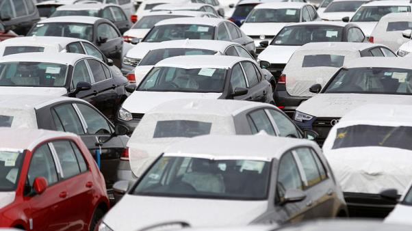 UK car industry launches contingency programme for 'no deal' Brexit