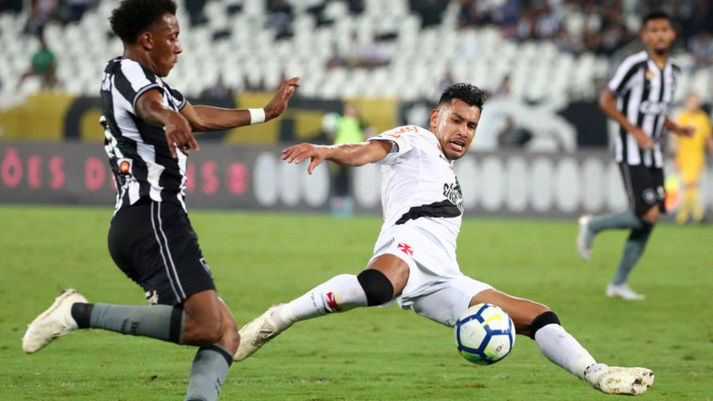 Botafogo draw 1-1 with Vasco in Rio  a97bbe3e4fcc1