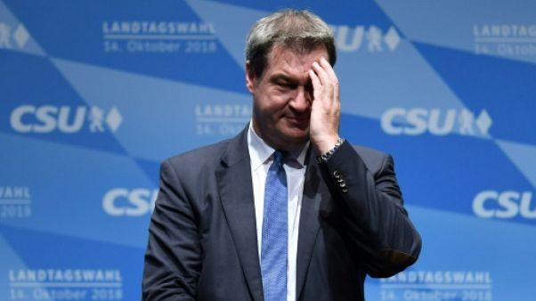 Entre Dirndl et culotte de peau, la Bavière se prépare à un séisme politique