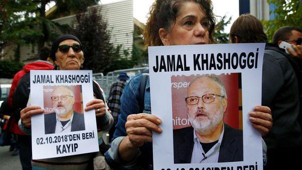 Turkish paper names 15 Saudis in Khashoggi case