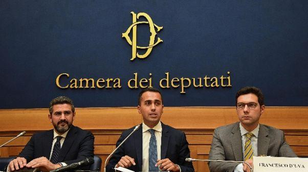 Manovra: Fraccaro, non cambierà