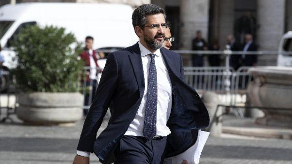Fraccaro, Bankitalia perso credibilità