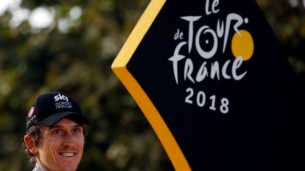 Tour de France trophy stolen at cycle show - Team Sky