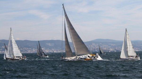 Barcolana 50, One Ocean 'difendere mare'
