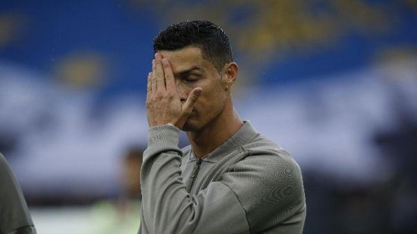 Ronaldo, Real spinse per patto riserbo