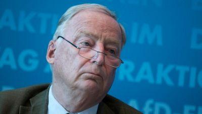 Allemagne: le chef de l'AfD accusé de paraphraser Hitler