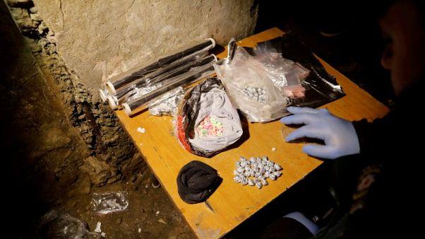 تركيا تضبط مخدرات بقيمة 460 مليون دولار هذا العام