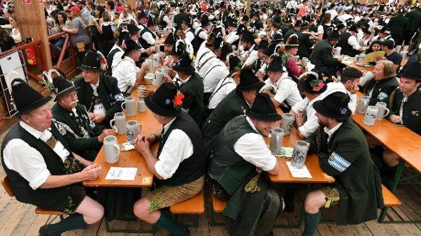 Oktoberfest, nove gli italiani arrestati